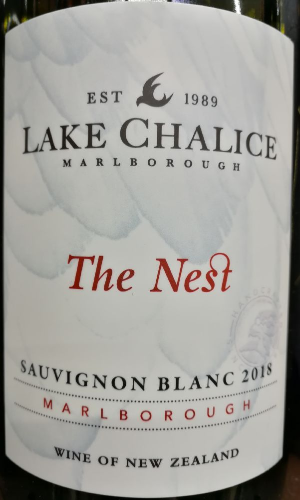 Lake Chalice Wines Ltd The Nest Sauvignon Blanc 2018, Основная, #7885